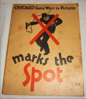 596: Chicago Gang Wars in Pictures Book Al Capone