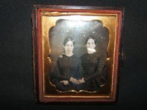 827: Antique Daguerreotype Image