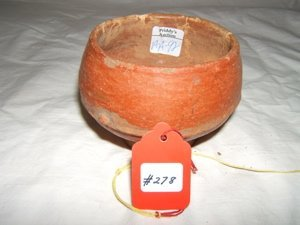 9: Pre-Columbian Pot