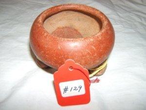 15: Pre-Columbian Tripod Pot