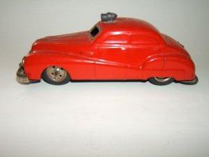 11: GAMA Toy Police Car
