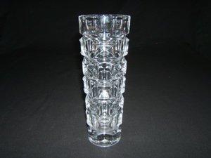 722: Crystal Vase