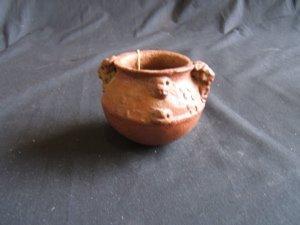 1008: Pre-Columbian  Jar