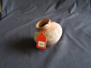 1009: Pre-Columbian Globular Jar