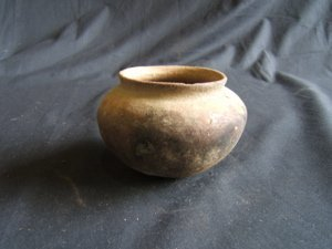 1019: Pre-Columbian  Bowl