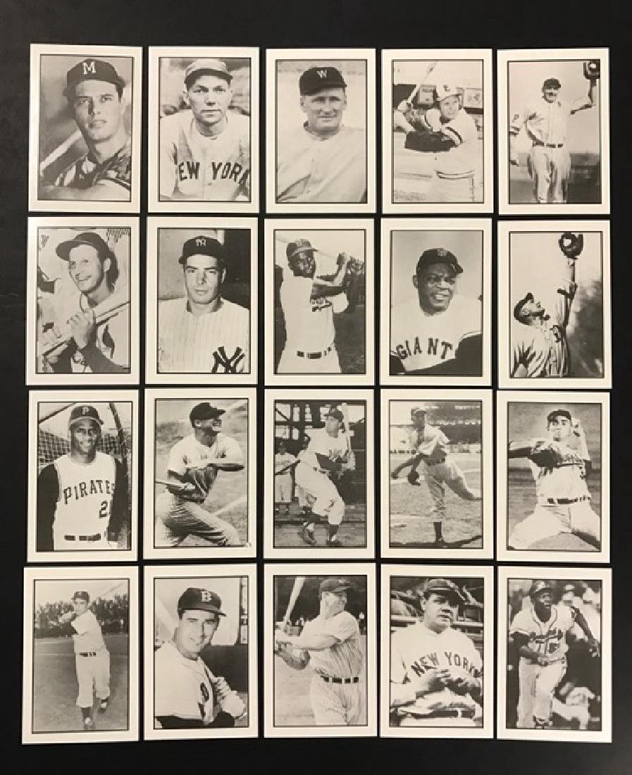 Lot of 20 Vintage Authentic RGI Baseball Cards