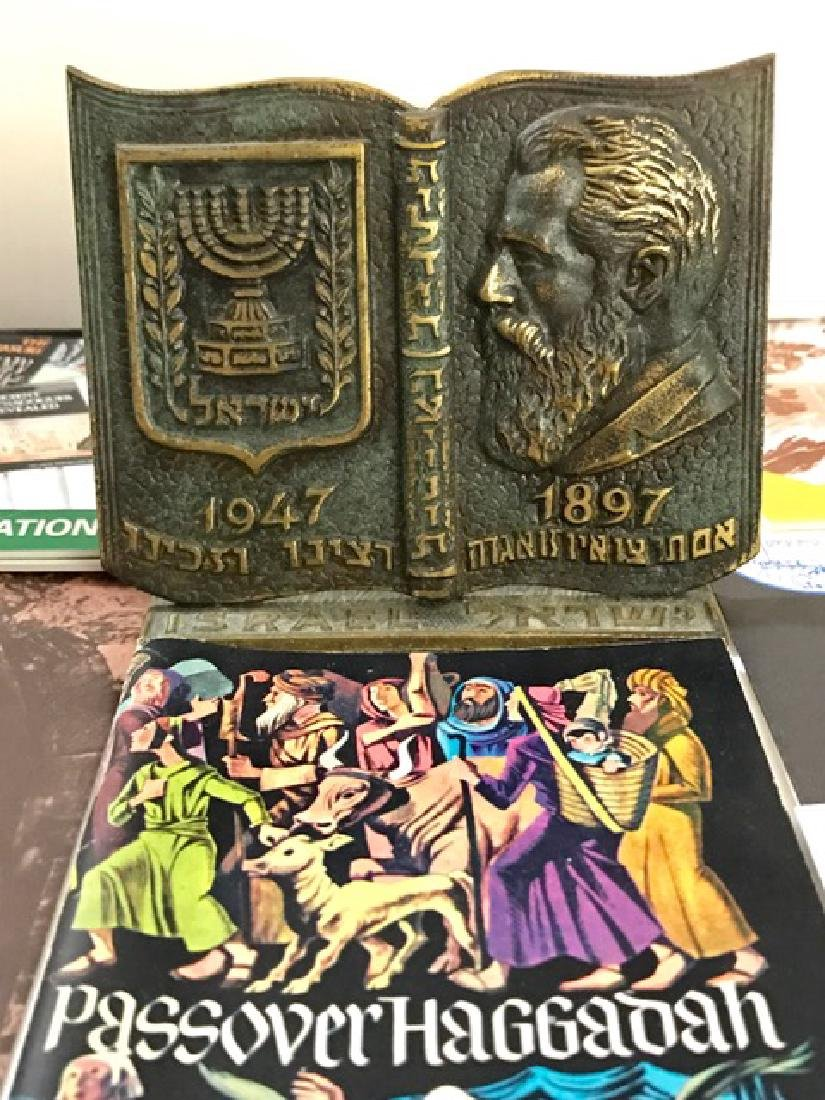 Large Lot of Vintage Judaic Collectibles/GREAT LOT