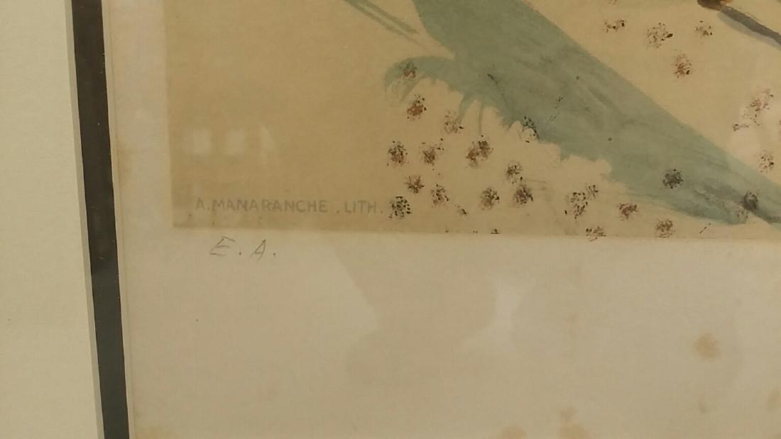 Beautiful Limited Pencil Signed Salvador Dali - 3