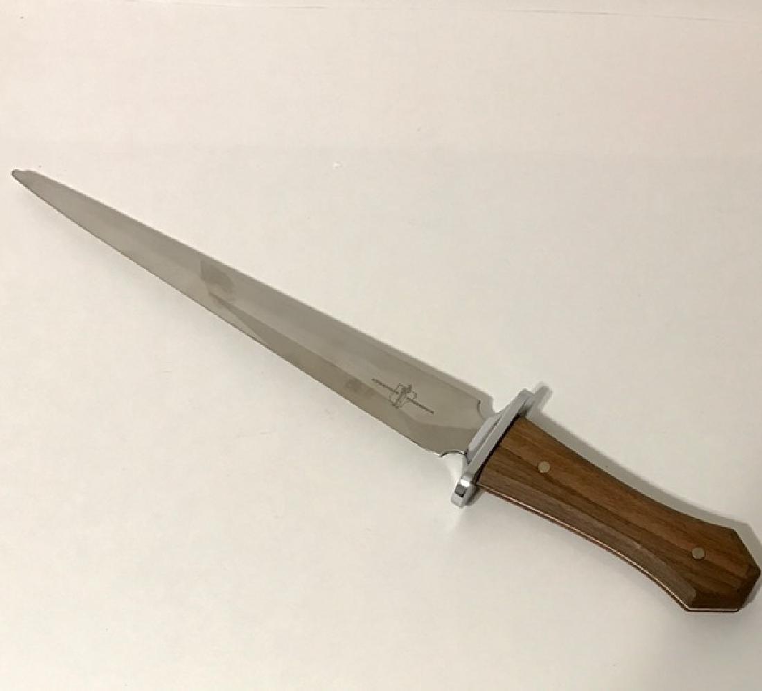 """16"""" Long Carver Hall ARKANSAS TOOTHPICK Dagger"""