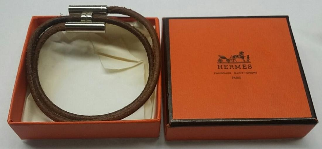 Genuine Hermes Bracelet With Box
