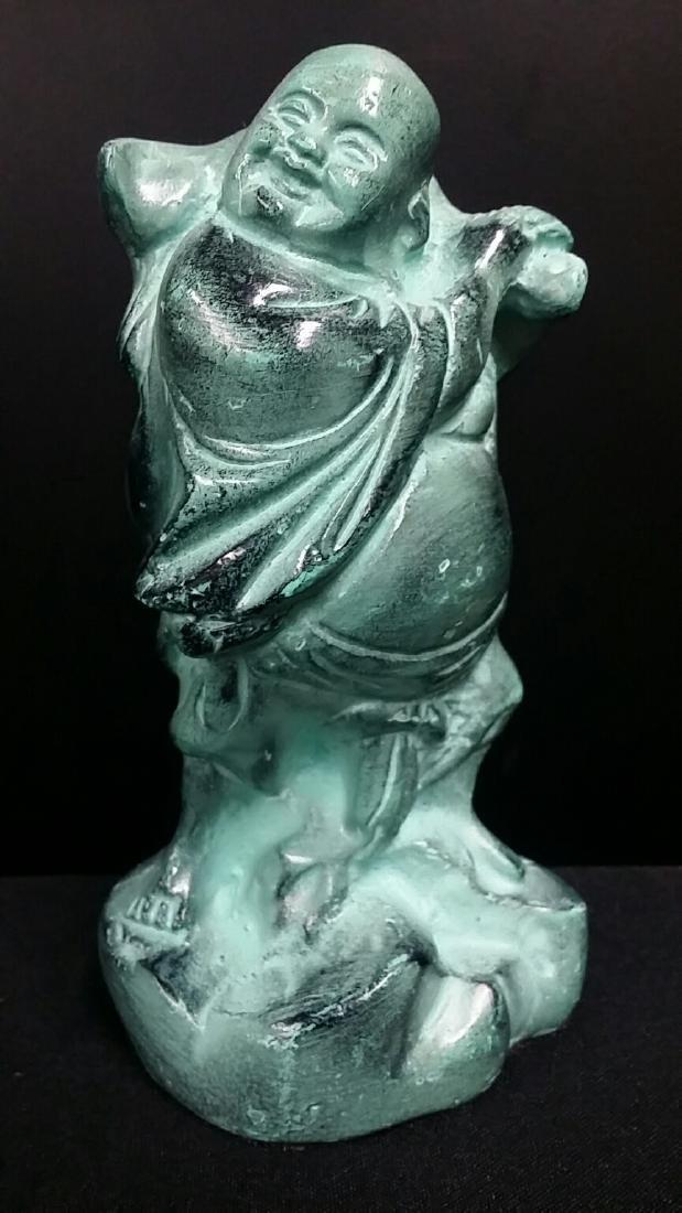 Vintage Oriental Buddah Figure