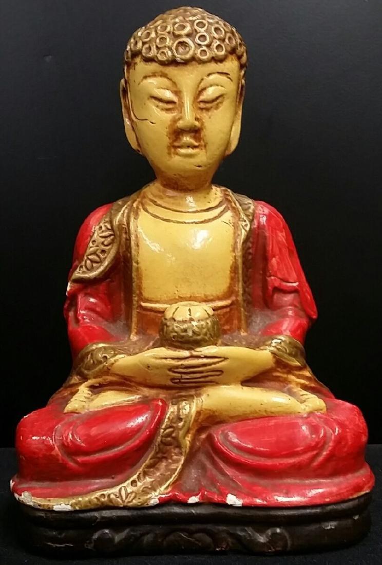Vintage Oriental Kwan Yin Figure