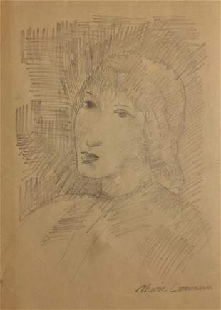 Attributed to MARIE LAURENCIN