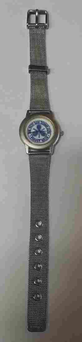 Top Designer Teniis Club Watch
