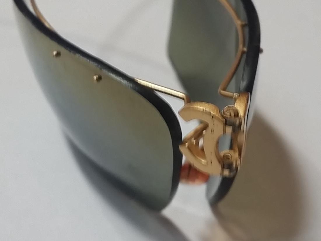 Vintage Channel Men's Folding Glasses - 3
