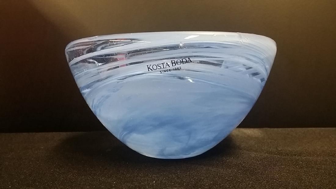 Vintage Kosta Boda Glass Bowl