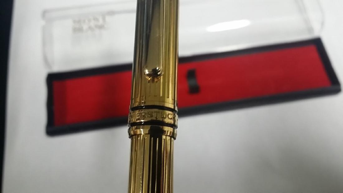 Mont Blanc Meisterstuck Ballpoint Pen - 3