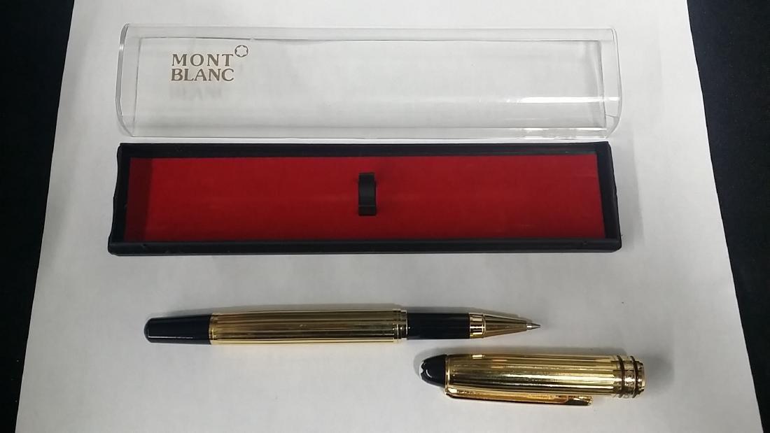 Mont Blanc Meisterstuck Ballpoint Pen - 4