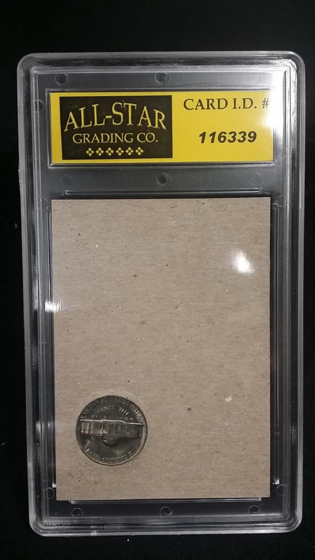 ALL Star Graded Lou Gehrig Coin Car GEM MINT 10 - 2
