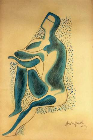 Attributed to ALEXANDER ARCHIPENKO (1887-1964)