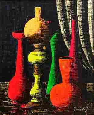 Attributed to BERNARD BUFFET (1928-1999)