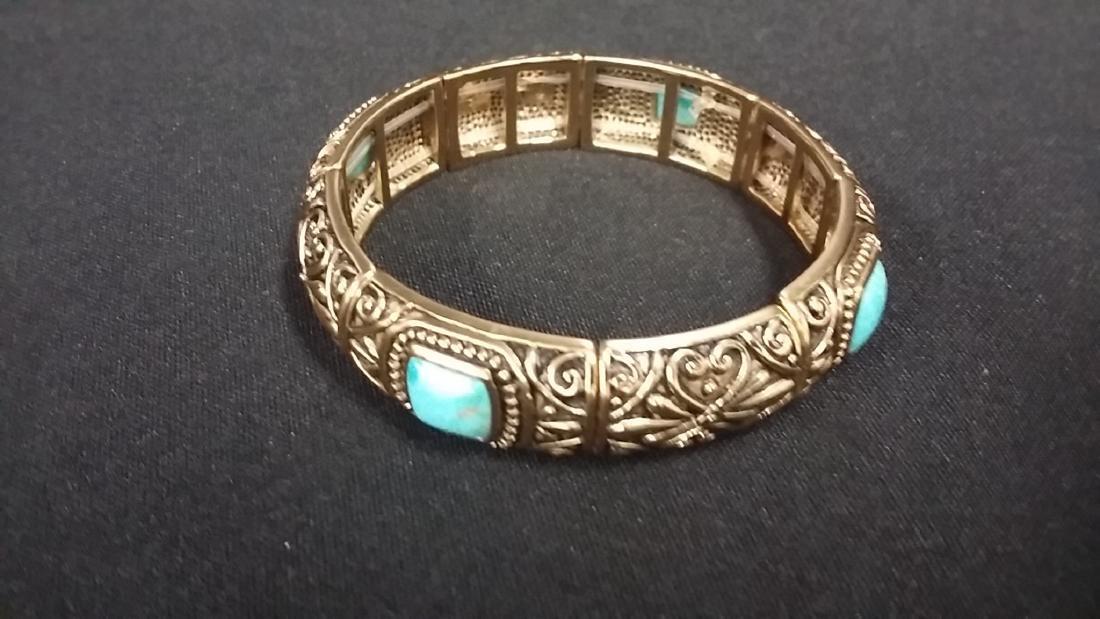 Vintage Style Costume Jewelry Bracelet