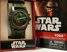 Vintage Never Worn Star Wars Watch In Box