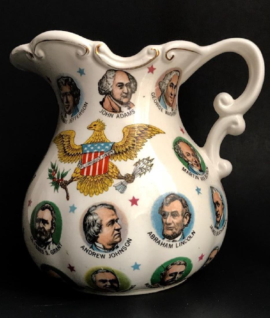 Rare 1965 Chadwick Miller Porcelain Presidential
