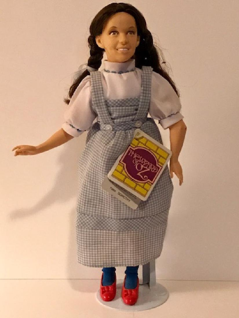 """Vintage Licensed 1939 """"Wizard of Oz"""" Doll w/Stand"""