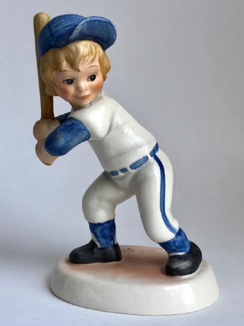 1970's GOEBEL West Germany Porcelain Figurine