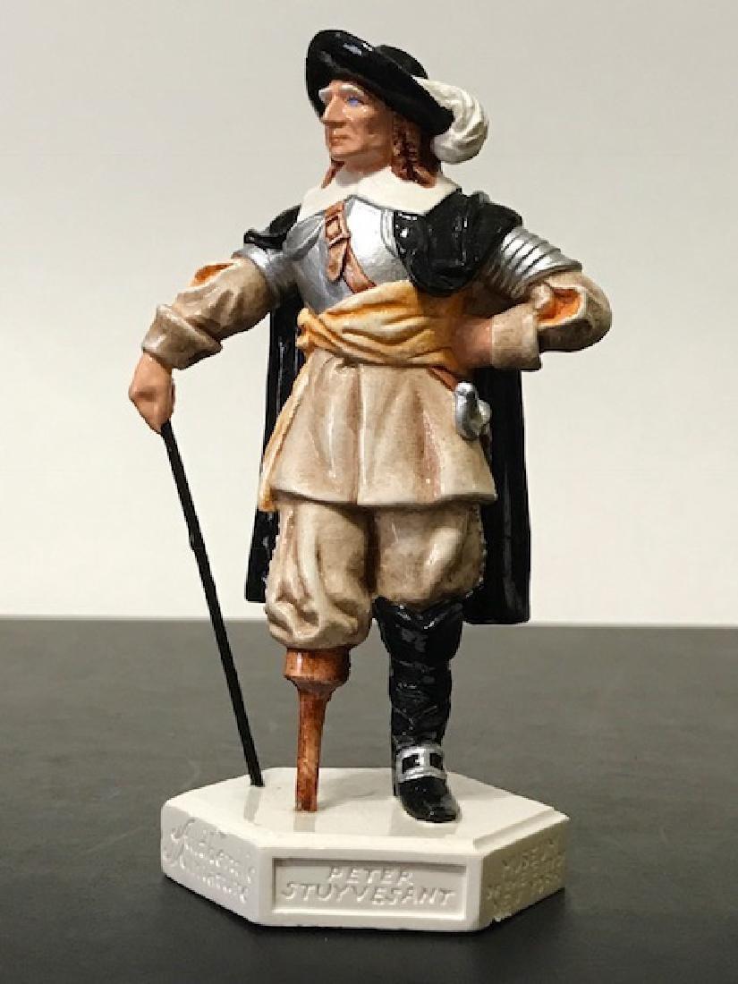 1960 P.W. BASTON New York City Museum Figurine