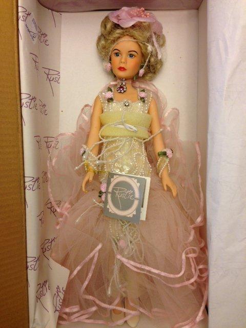 Genuine RUSTIE Doll in Original Box, Never Removed