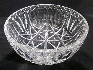 WATERFORD Crystal Serving/CENTERPIECE BOWL