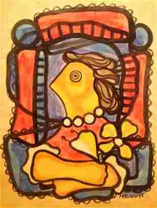 Amelia Pelaez (Cuban 1896-1968 )