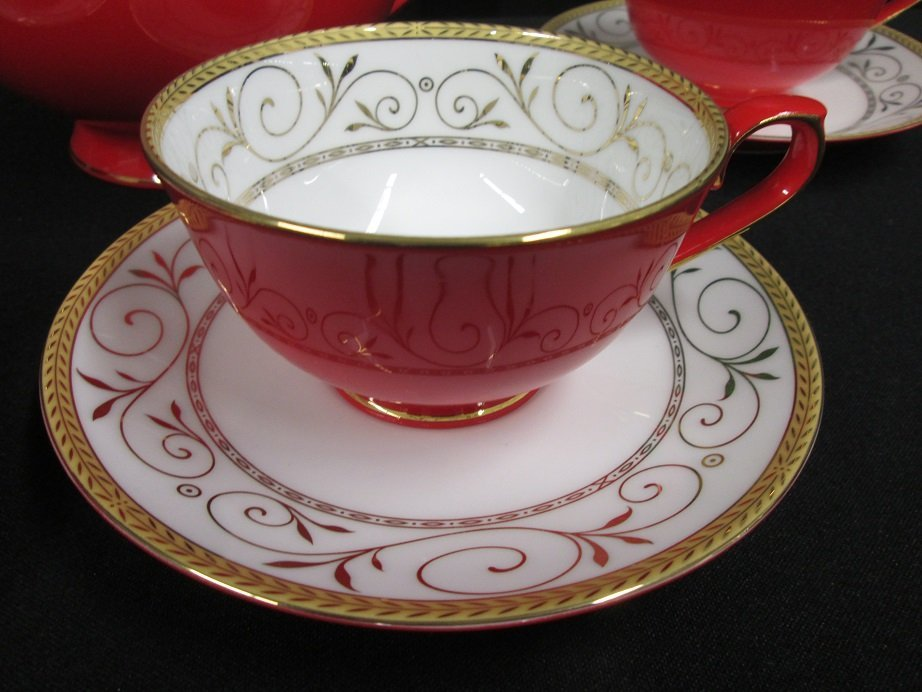 Teavana Bone China Tea Set - 2
