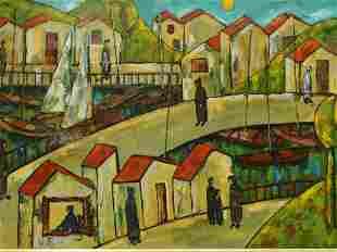 Jose Maria Mijares Cuban (1921-2004)