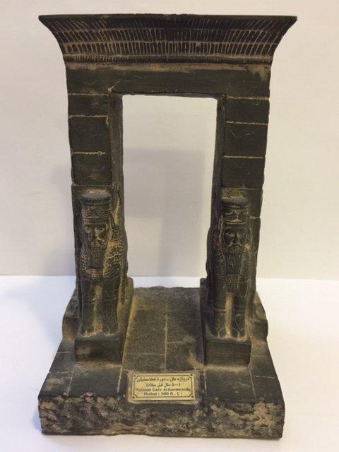 500 B.C Style Nations Gate Achaemenian Sculpture