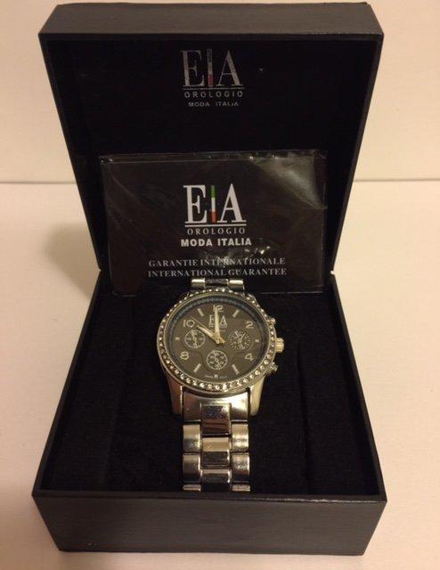 Authentic EIA OROLOGIO Italian Men's Watch