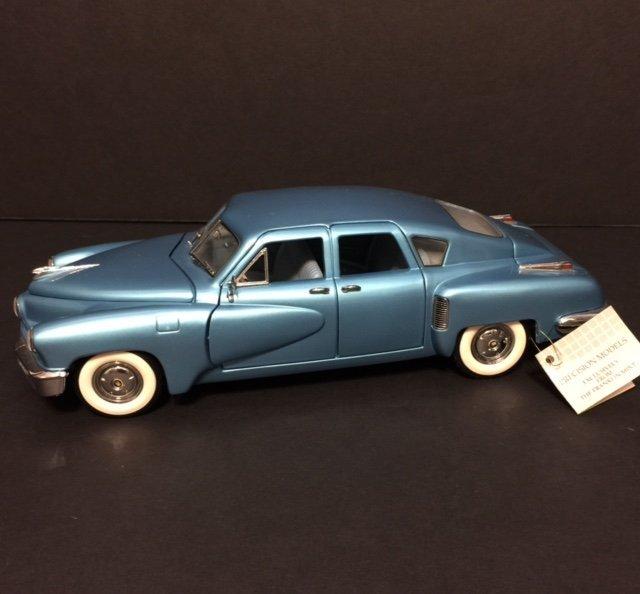 FRANKLIN MINT 1:24 Die-Cast Model Car/1948 Tucker