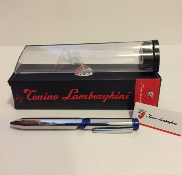 Authentic LAMBORGHINI Pen with COA & BOX