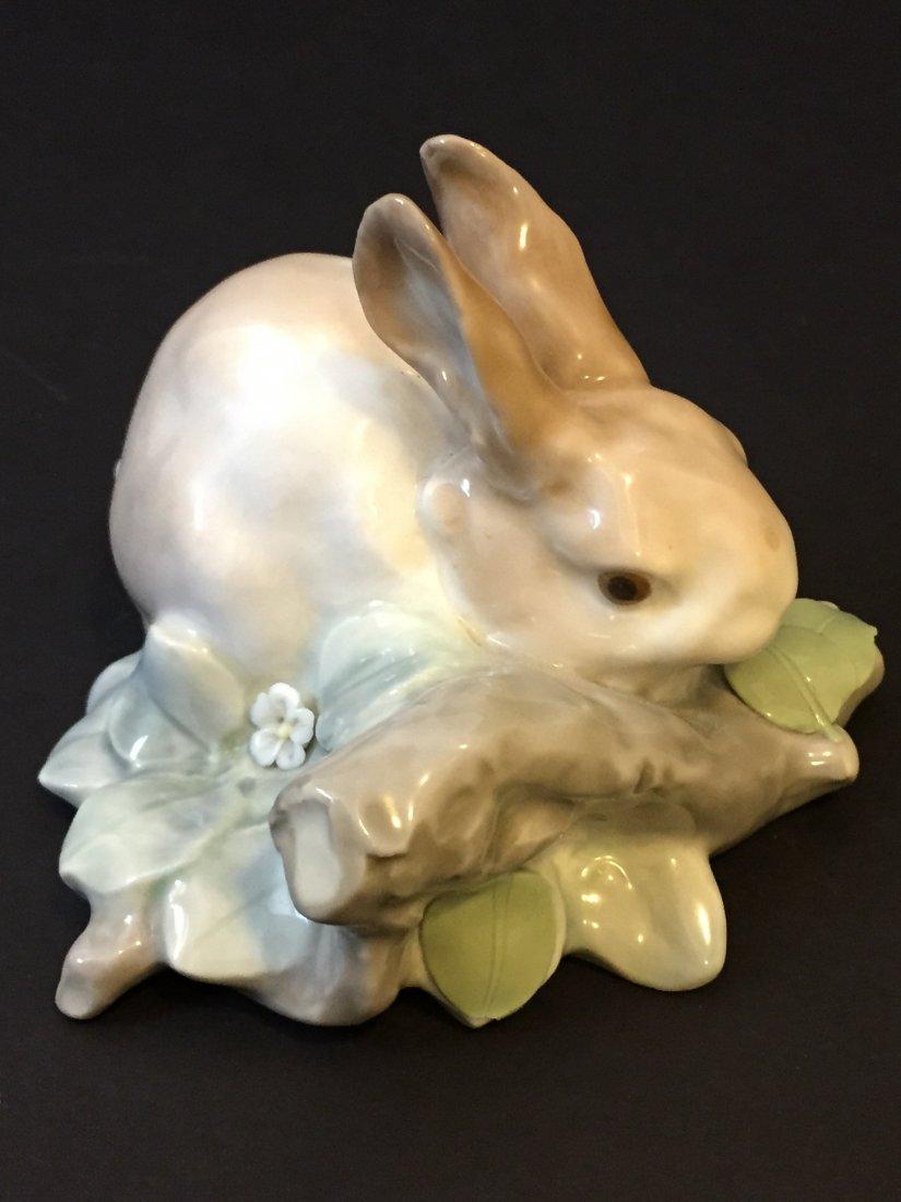 Retired LLADRO Porcelain Bunny Rabbit #4772