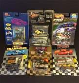 Lot of 6 Vtg Sealed DieCast NASCAR Racing Car