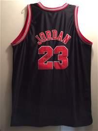 Autographed MICHAEL JORDAN Rookie Year Jersey