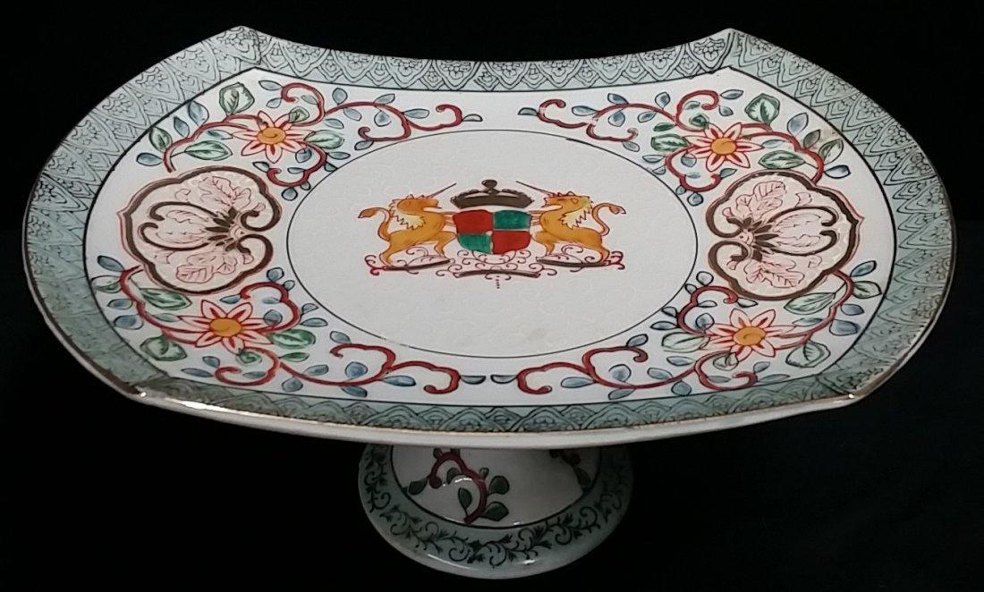 French Porcelain Centerpiece
