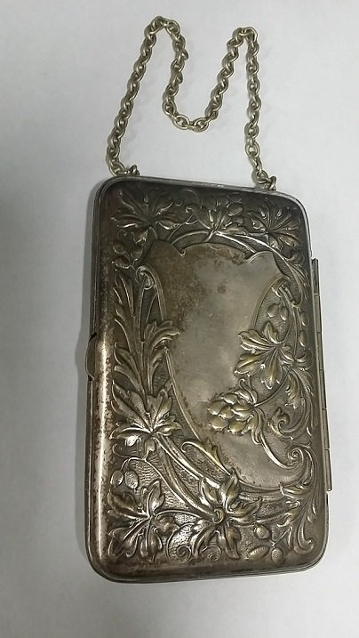 Vintage Womens Coin Purse / Compact