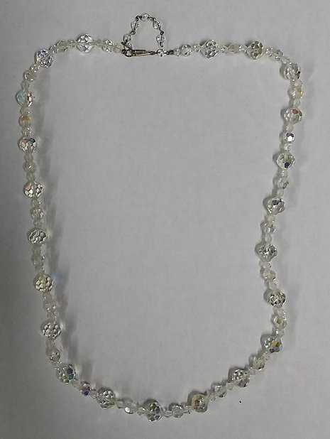 Vintage Swarovski Crystal Necklace 67b552a84
