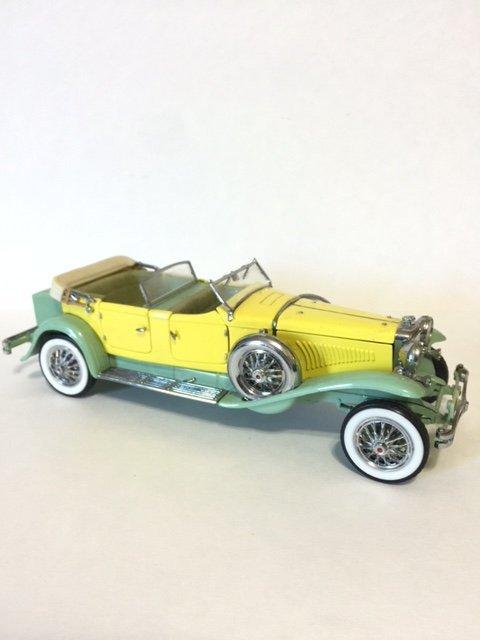 FRANKLIN MINT Die-Cast Car - 1930 DUESENBERG