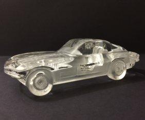 1963 Hofbauer German Crystal Split Window Corvette