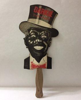Rare Black Americana Darkie Toothpaste Advertising