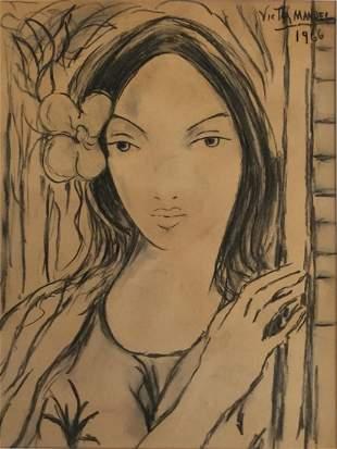 VICTOR MANUEL (Cuban, 1897-1969)